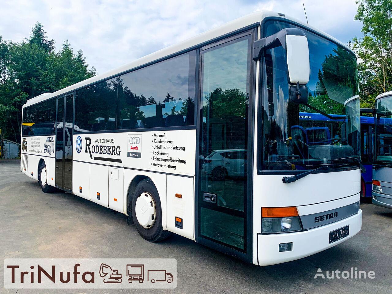 SETRA 315 UL | Schaltgetriebe | Fahrschule |  Überlandbus