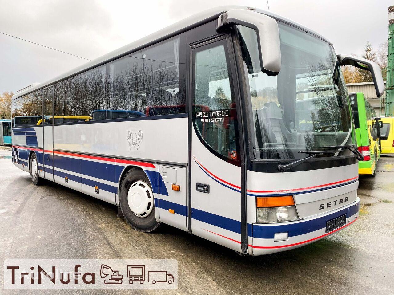 SETRA S 315 GT - UL   Klimaanlage   ATG   Retarder   Überlandbus